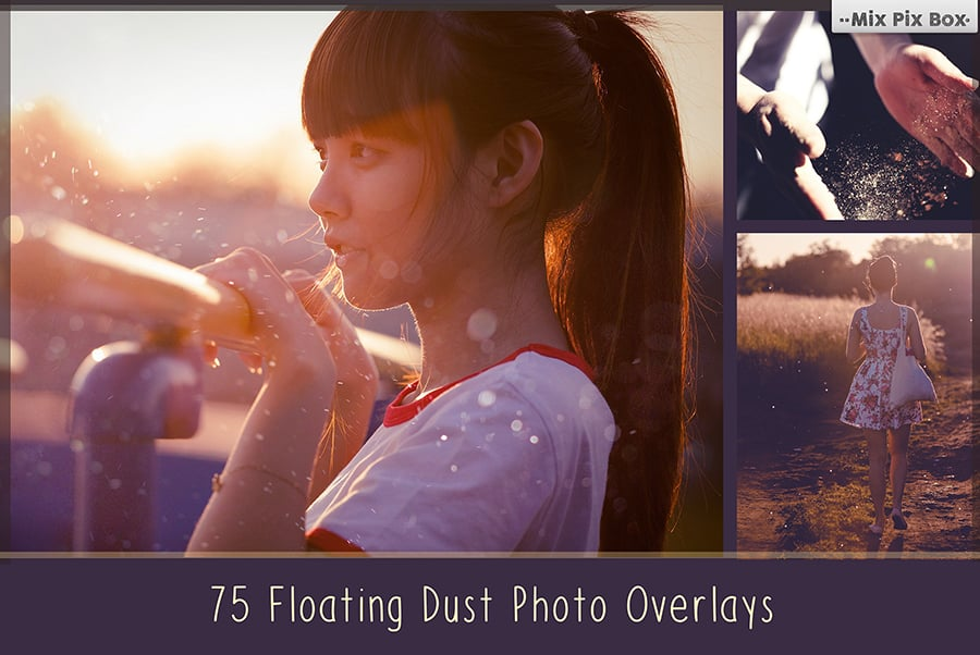 800+ Photo Overlays PNG Bundle - 1 5