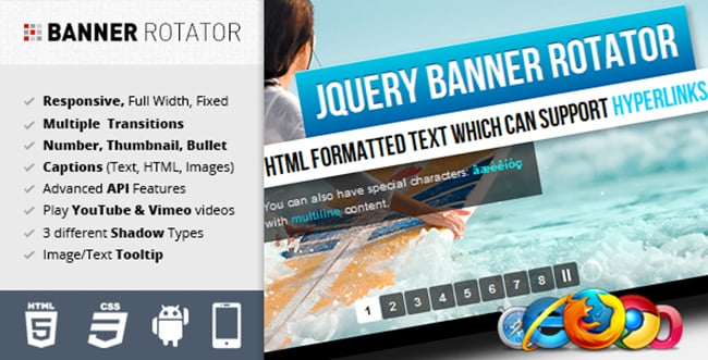 20 Scripts Bundle with Extended License - Only $14 - 16 jq banner rotator