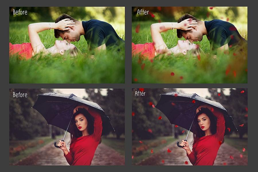 800+ Photo Overlays PNG Bundle - 2 9