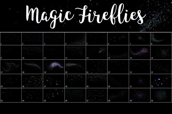 320 Fantasy Overlays with 80% OFF: Firefly Overlay - 2f46f28d97d6335c0a925840f8f10f2ada5d98d4