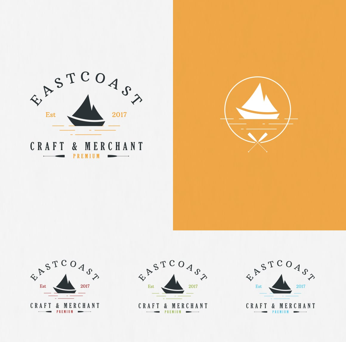 4 in 1 Logo Design Bundle - The sky is the limit - 3 1