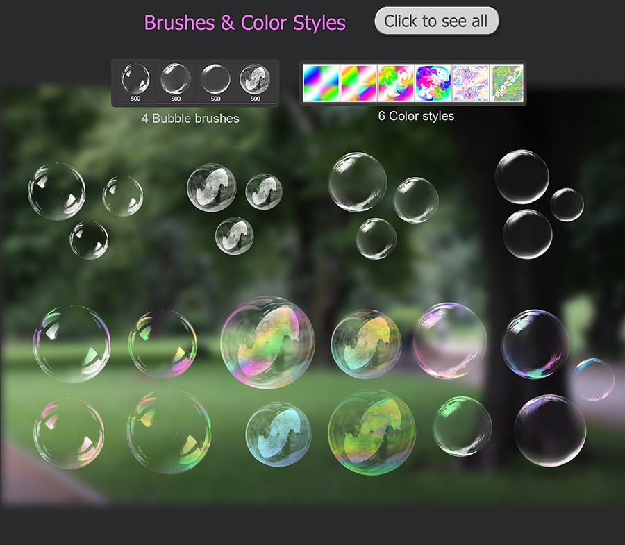 800+ Photo Overlays PNG Bundle - 3 4