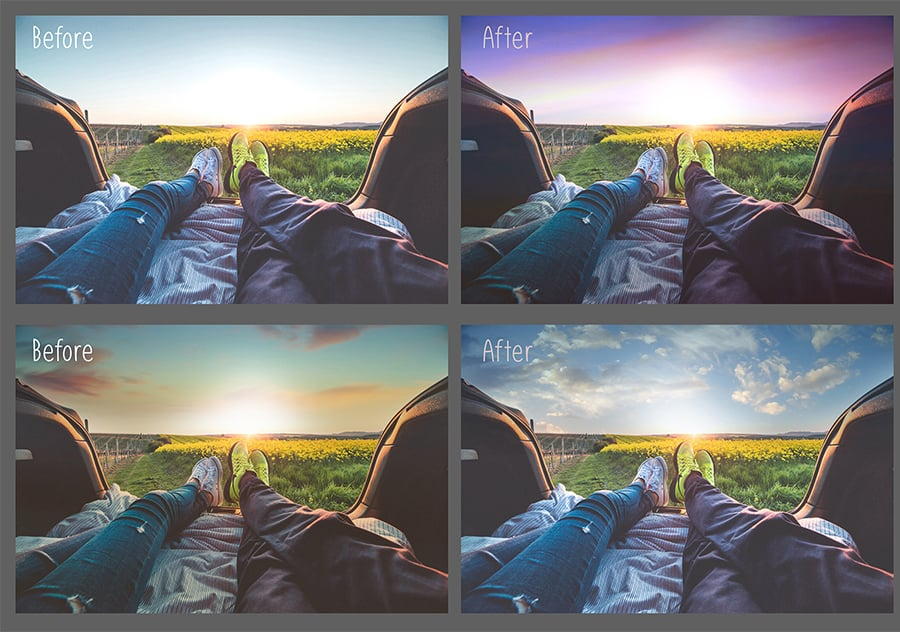 800+ Photo Overlays PNG Bundle - 4 10