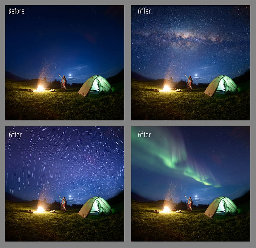 800+ Photo Overlays PNG Bundle - 4 11