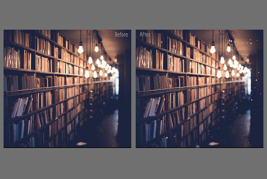 800+ Photo Overlays PNG Bundle - 4 5
