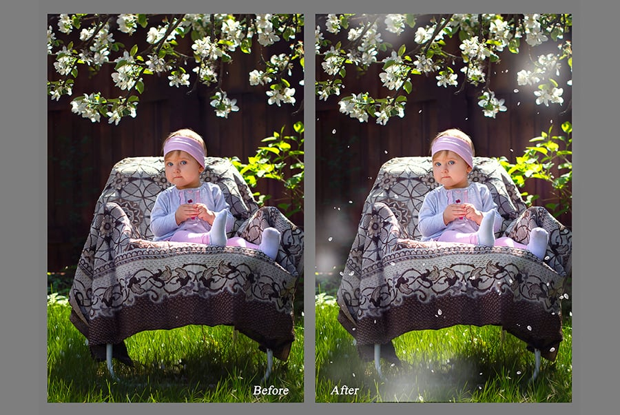 800+ Photo Overlays PNG Bundle - 4 8