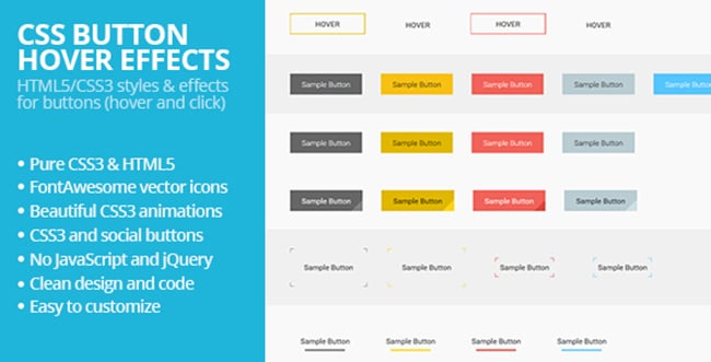20 Scripts Bundle with Extended License - Only $14 - 4 css button hover