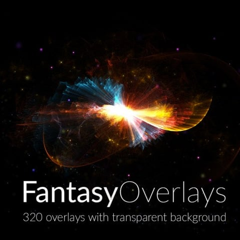 320 Fantasy Overlays with 80% OFF: Firefly Overlay - 490 1