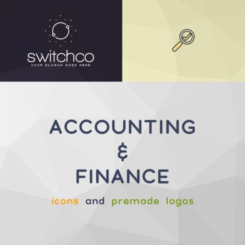 42 Accounting & Finance Icons and Logos - 490 4 490x490