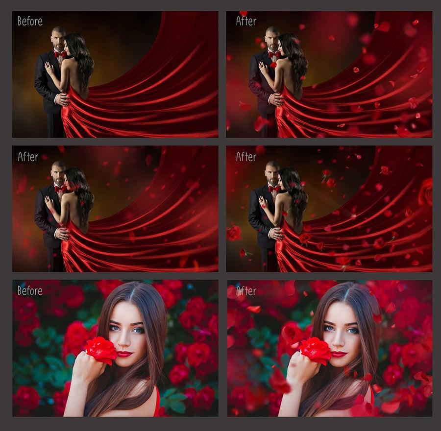 800+ Photo Overlays PNG Bundle - 6 2