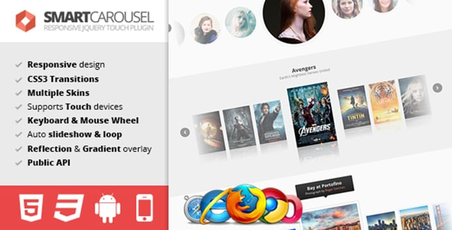 20 Scripts Bundle with Extended License - Only $14 - 6 smart carousel