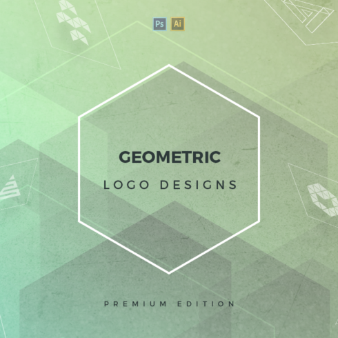 Geometric Logo Designs - Premium Edition - CM 1 490x490
