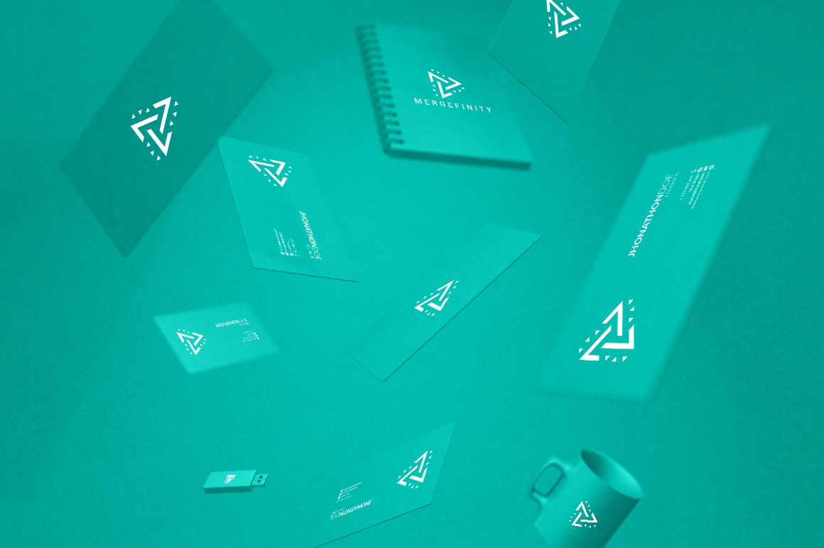 Geometric Logo Designs - Premium Edition