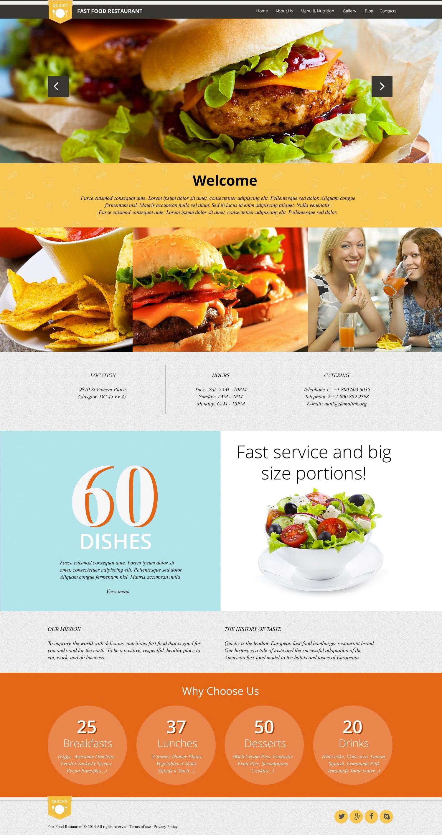 WordPress Food Blog Themes - 10 Premium WP Templates - Untitled 4