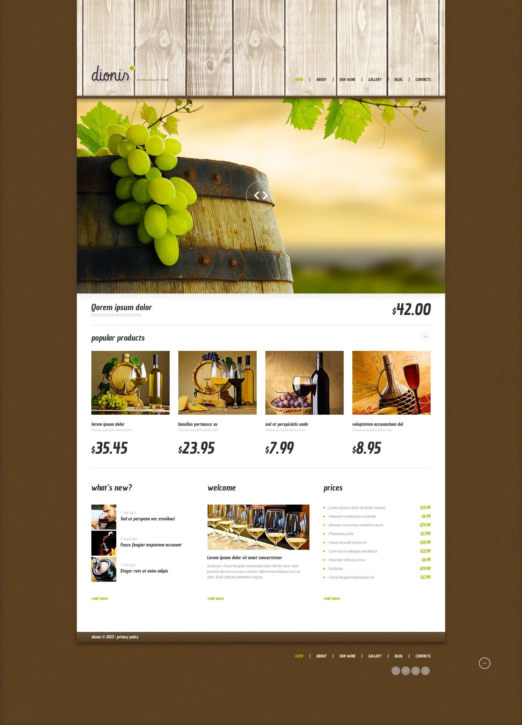 WordPress Food Blog Themes - 10 Premium WP Templates - Untitled 7