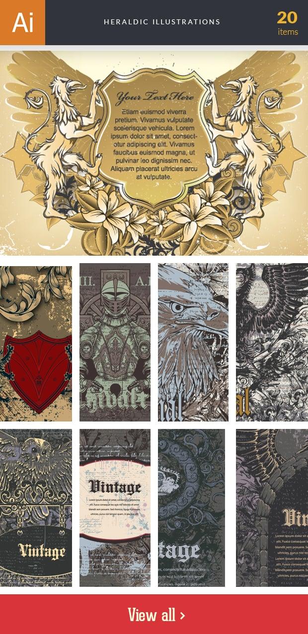 2000+ Premium Illustrations