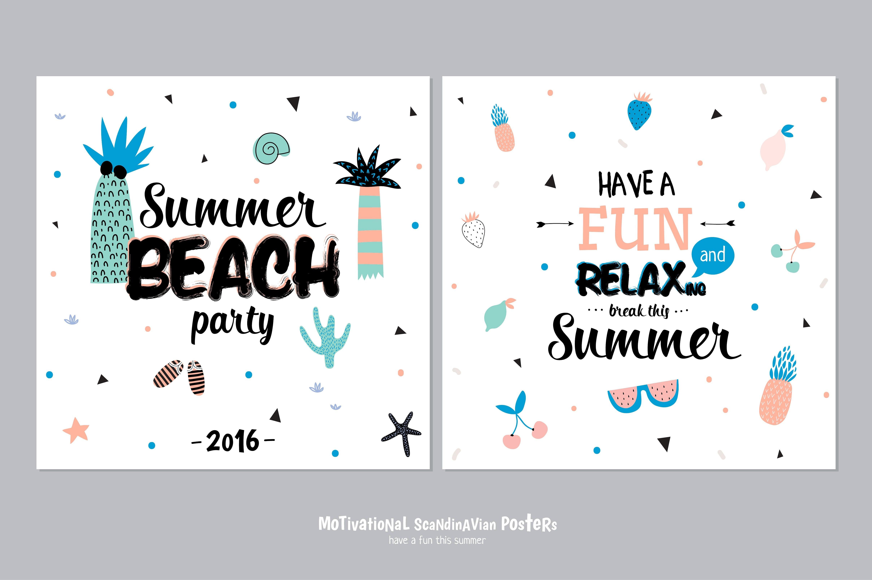 Hello Summer Bundle: amazing vectors