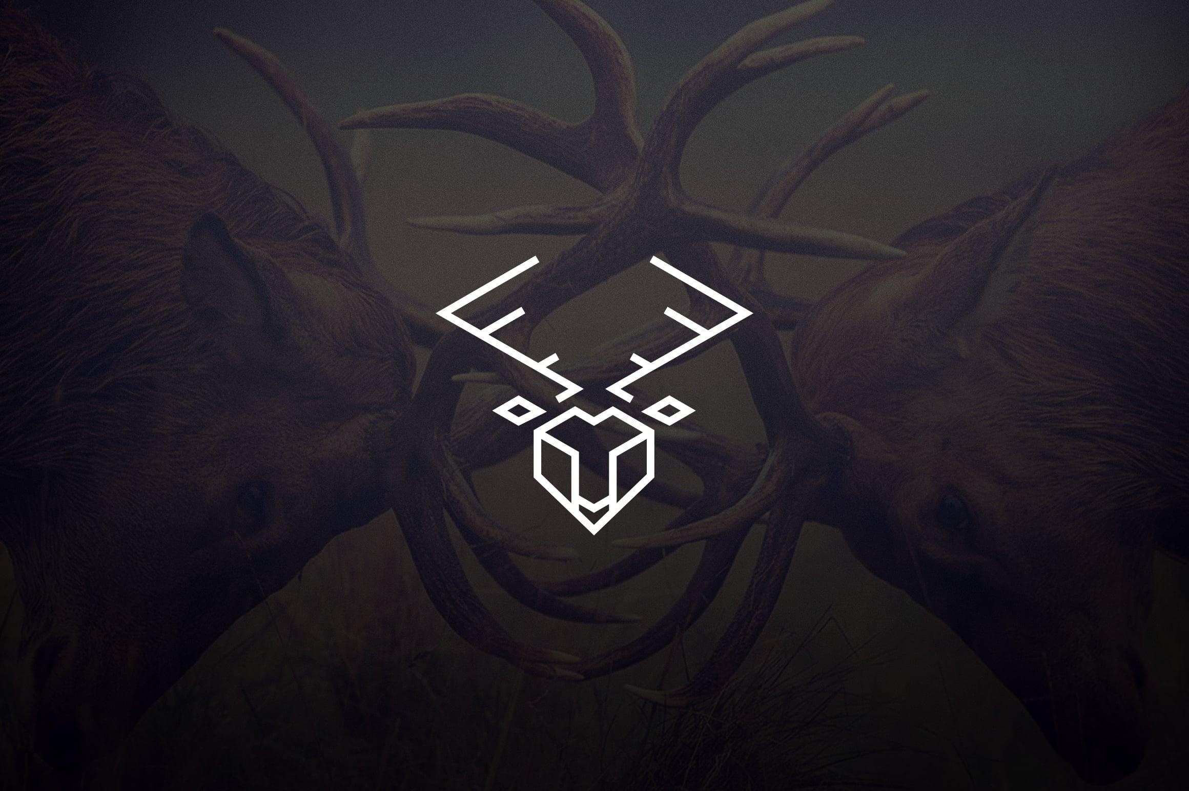 17 Geometric Animal Icons and Logos - 1