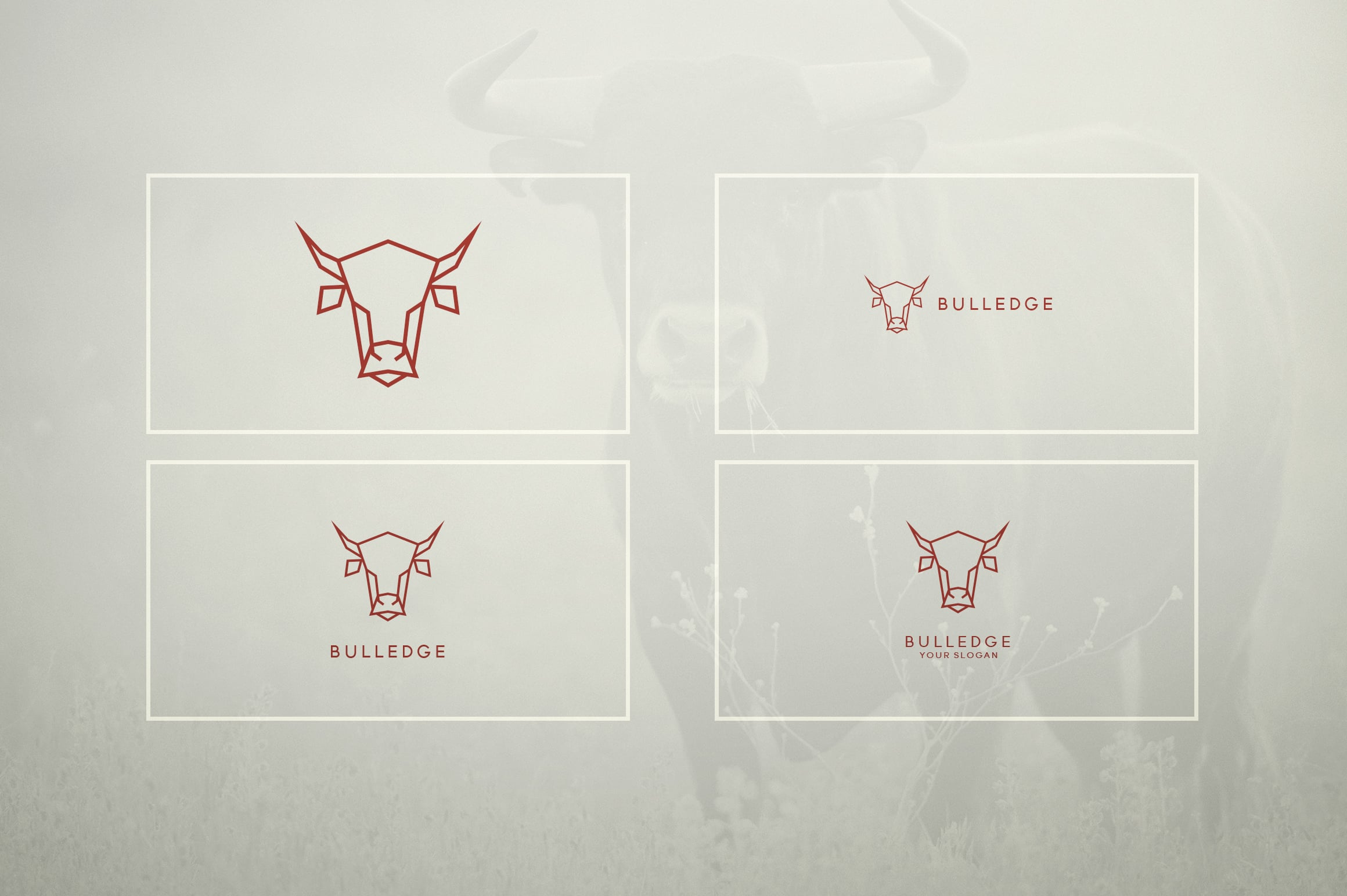 17 Geometric Animal Icons and Logos - 10
