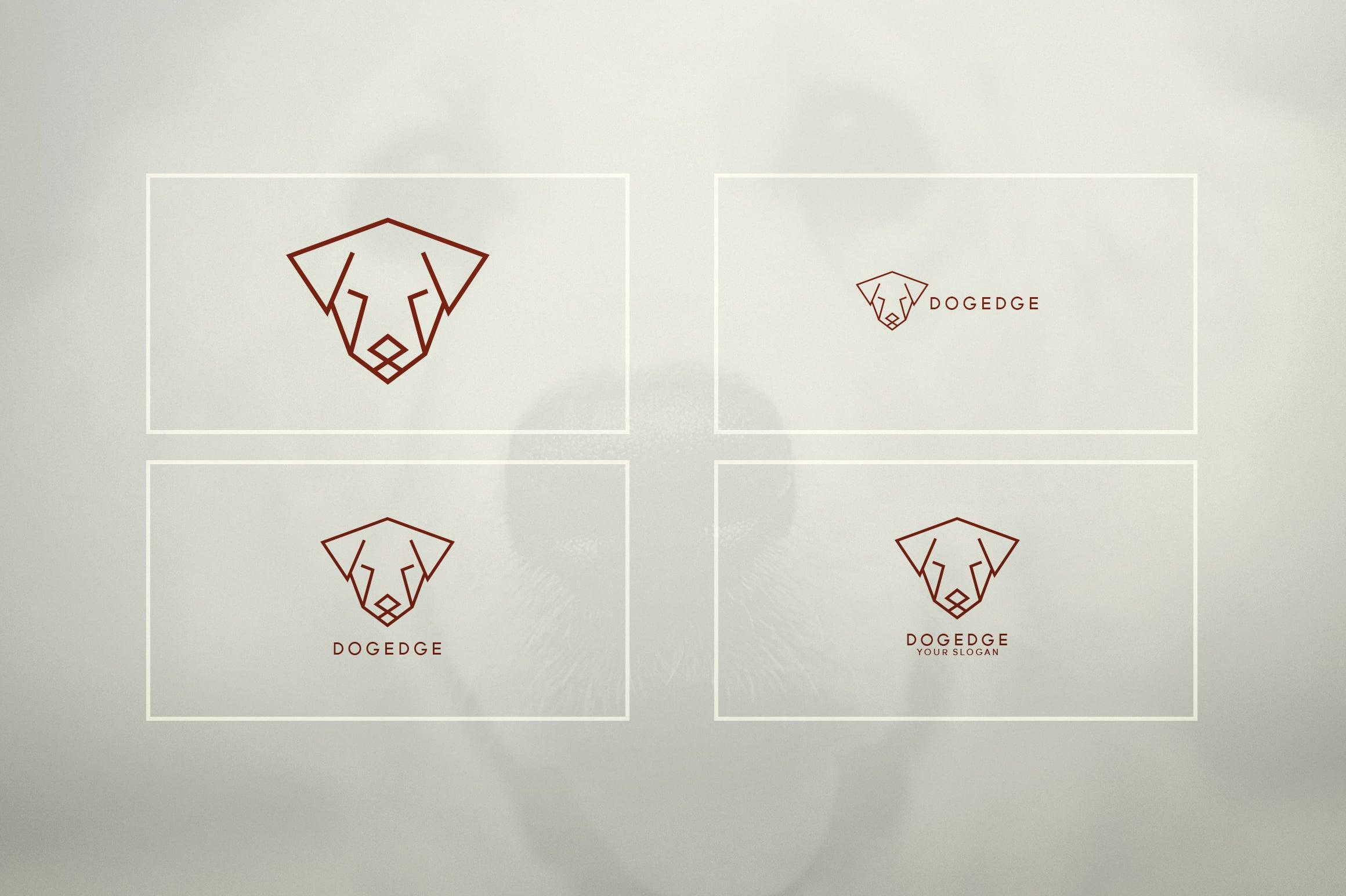 17 Geometric Animal Icons and Logos - 13