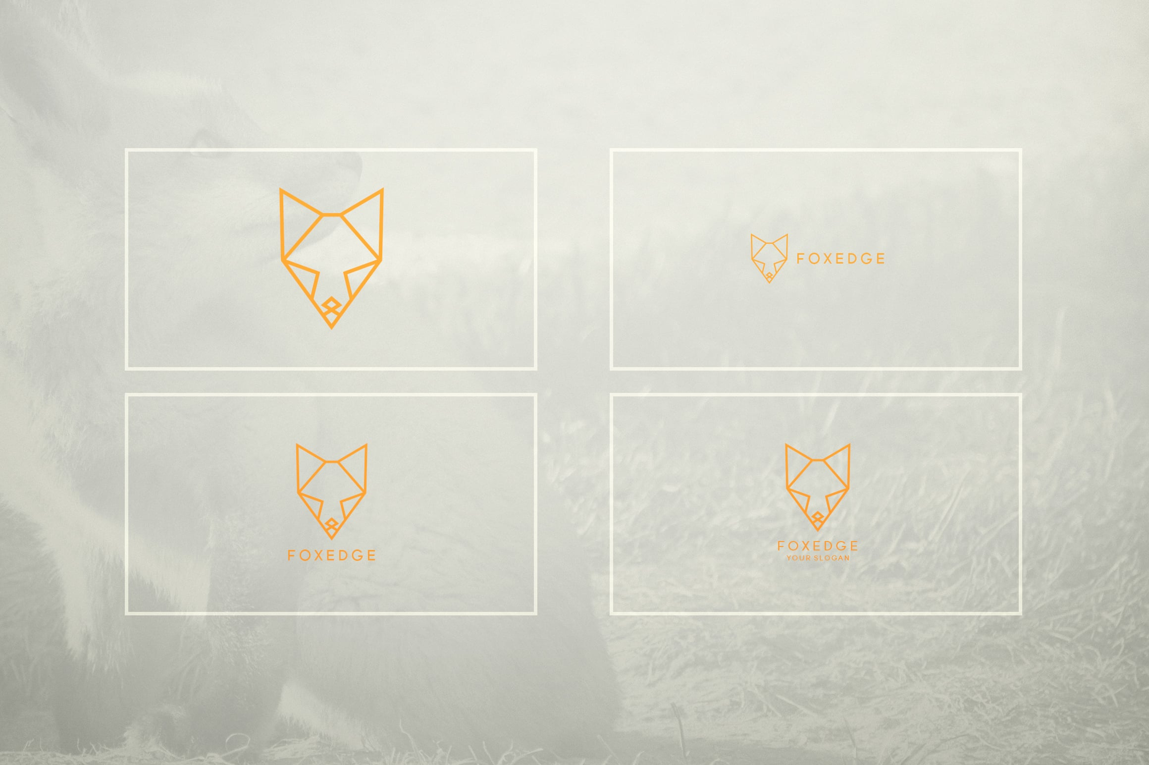 17 Geometric Animal Icons and Logos - 16