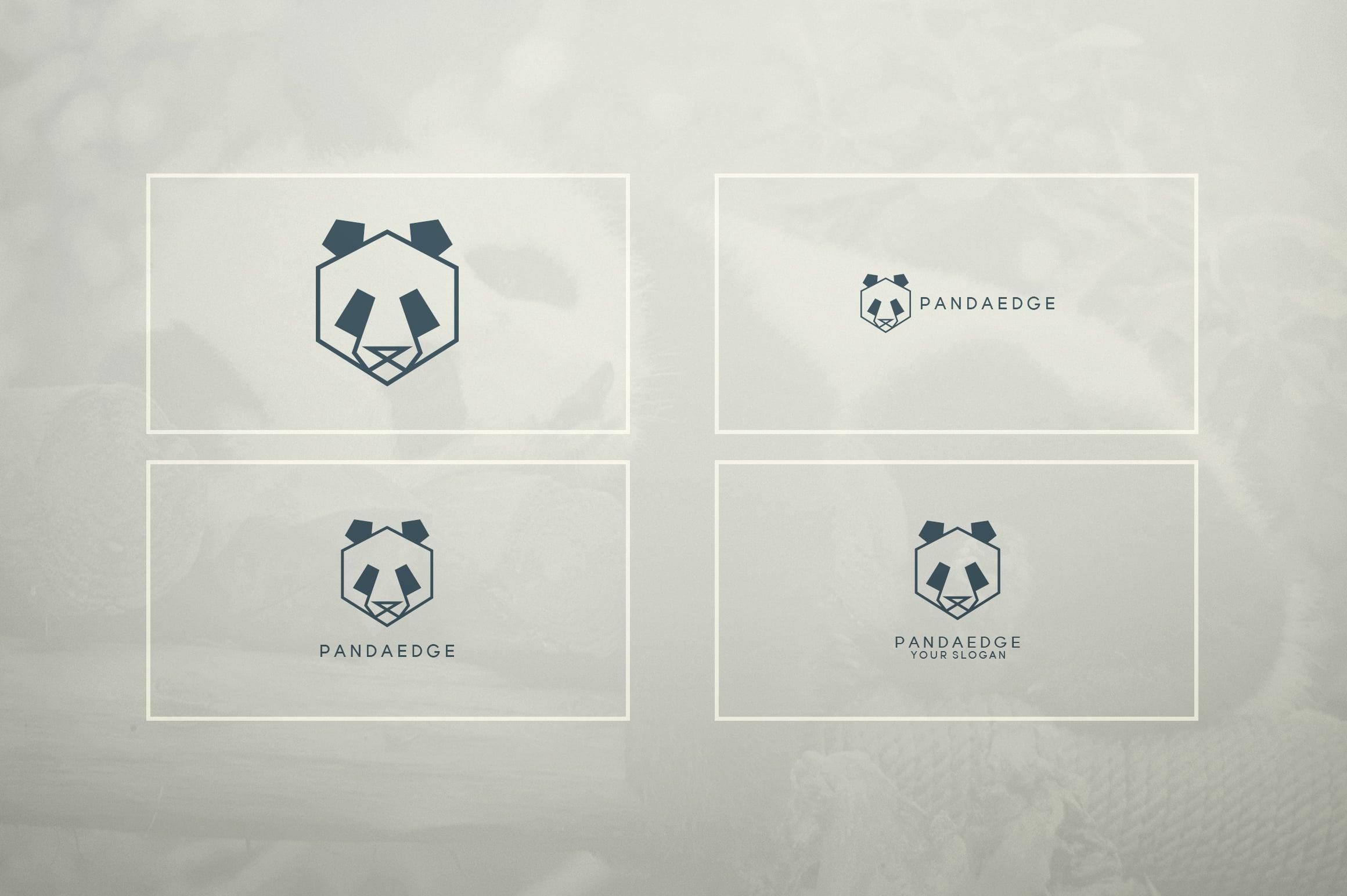 17 Geometric Animal Icons and Logos - 21