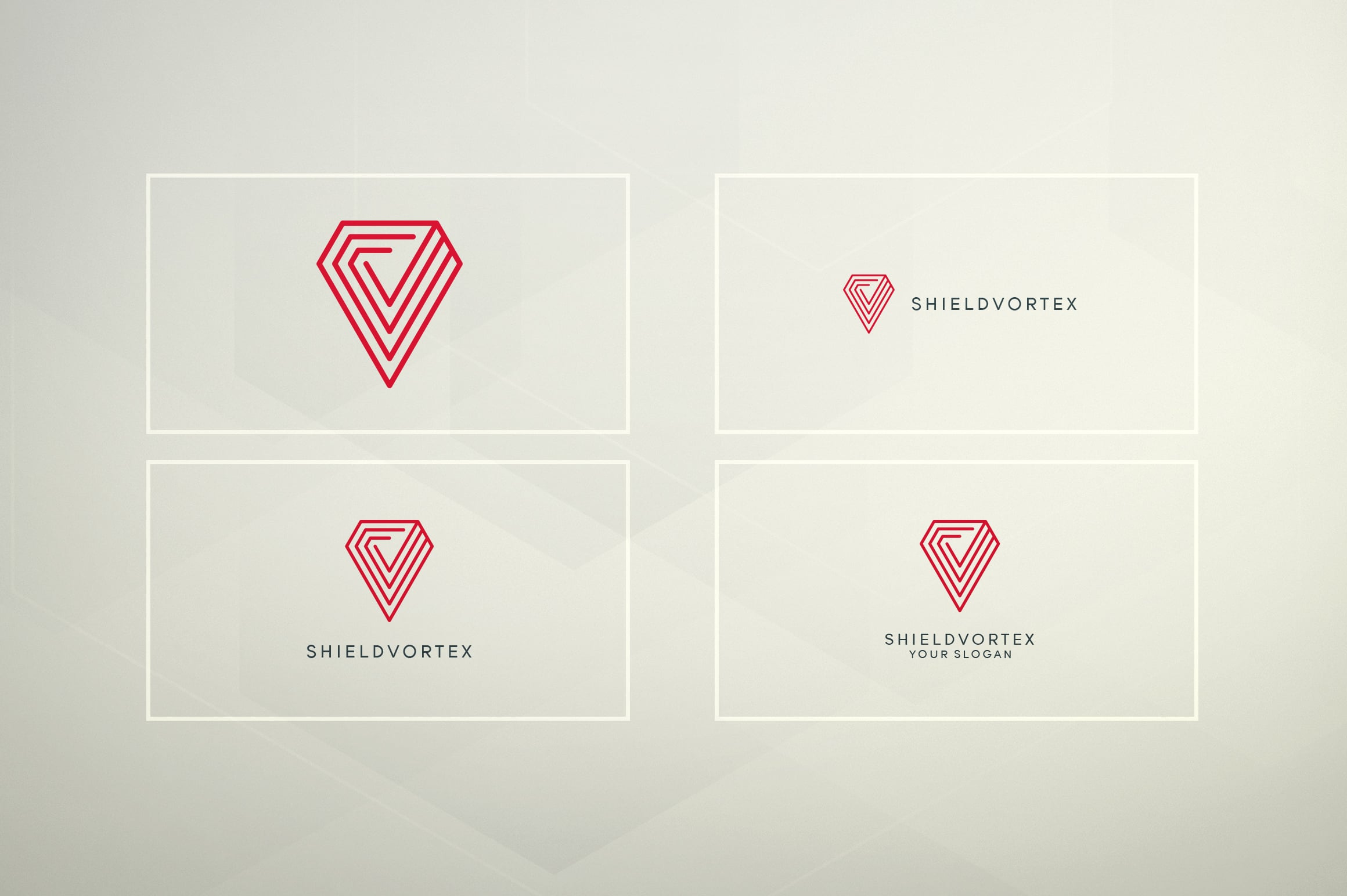 17 Geometric Animal Icons and Logos - 28