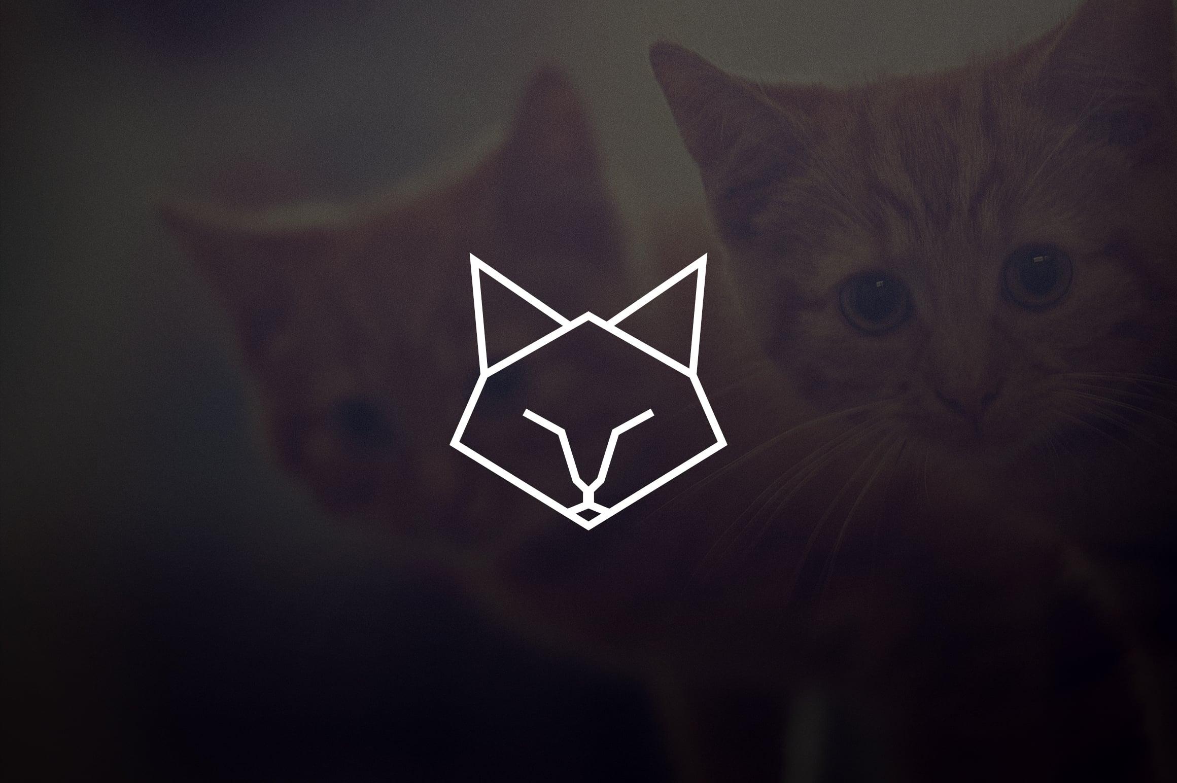 17 Geometric Animal Icons and Logos - 5