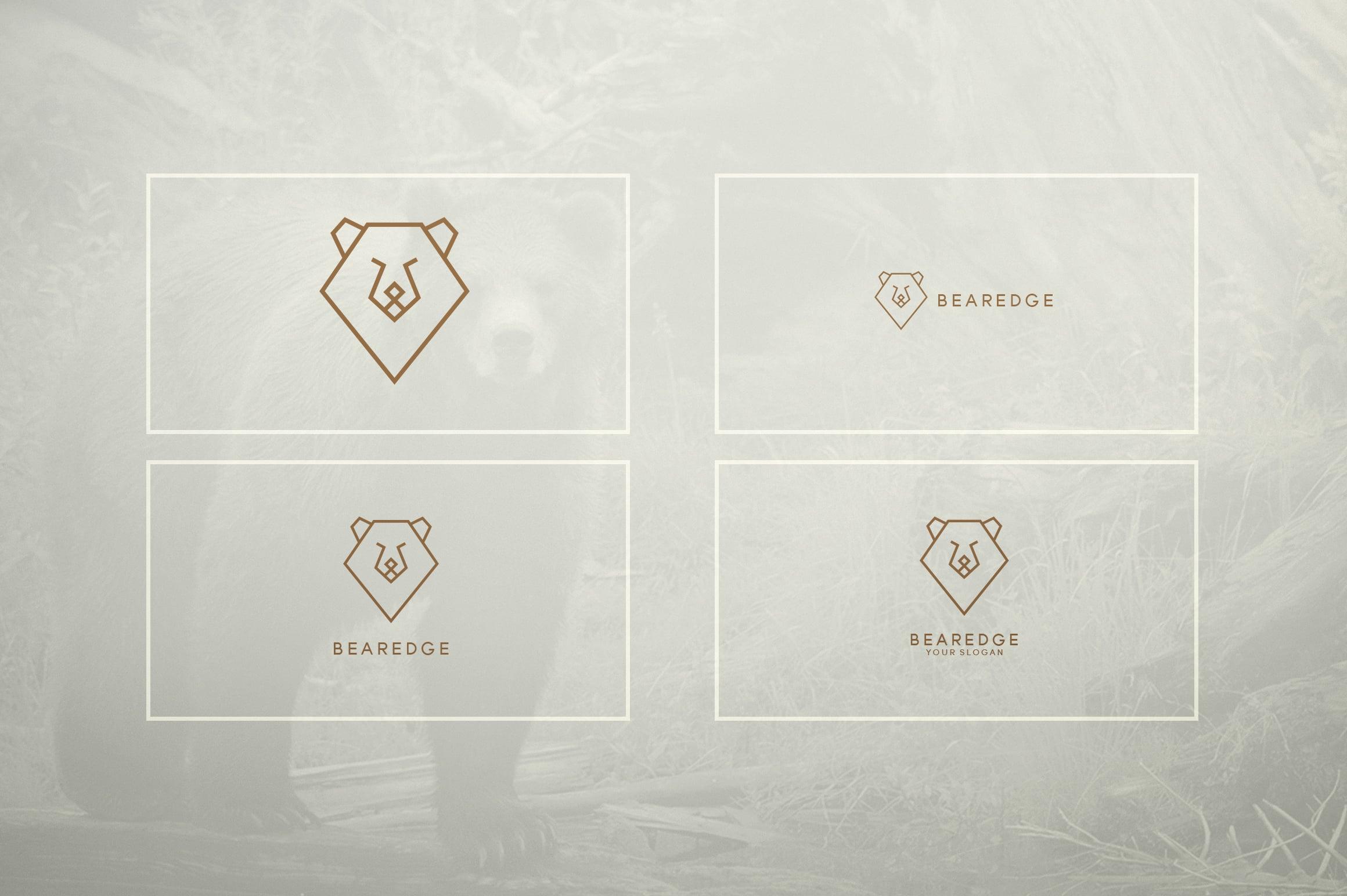 17 Geometric Animal Icons and Logos - 9