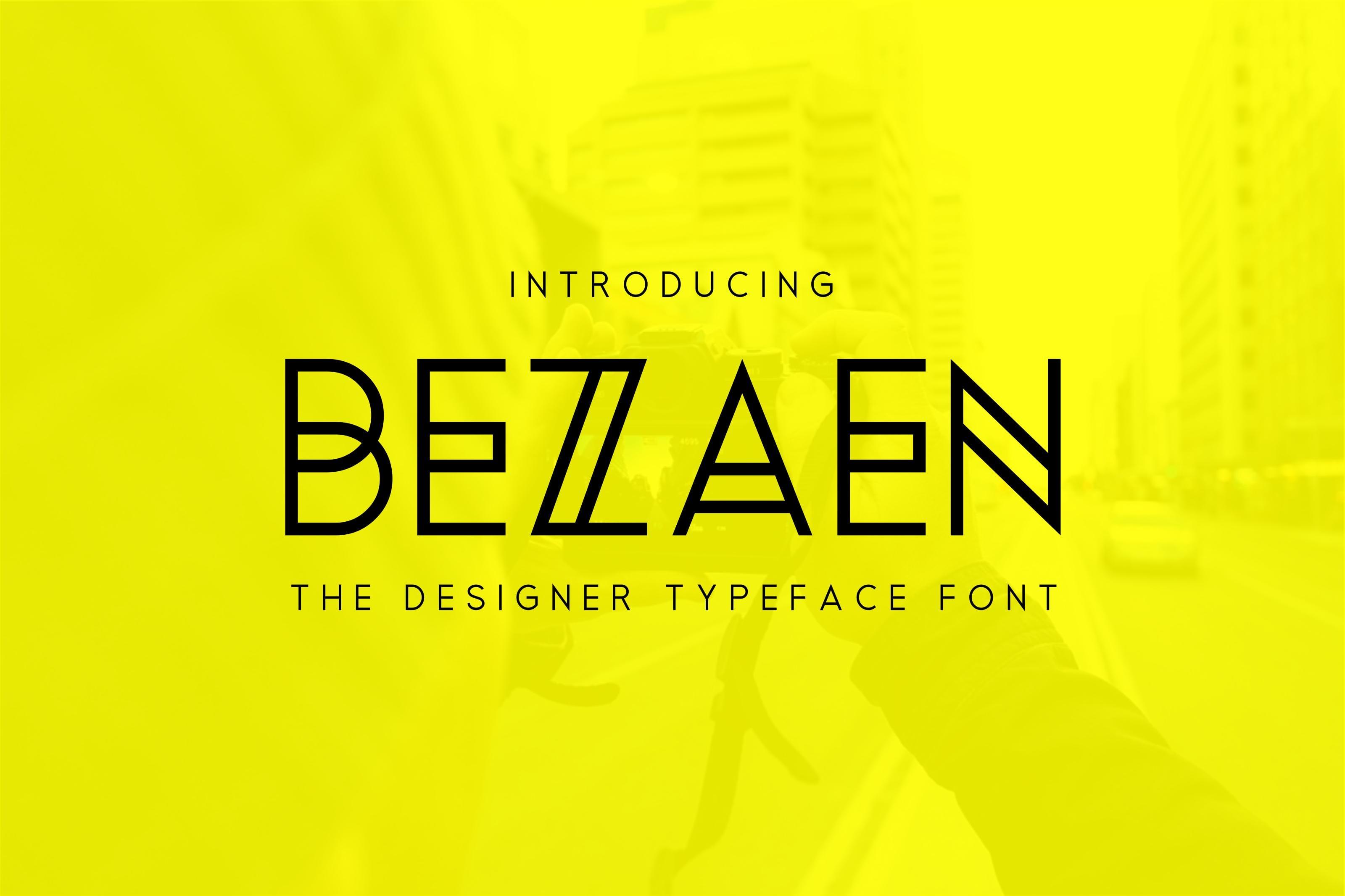 Badass Fonts Bundle - Script, Display, Sans-serif, Monogram - Just $25! - Mega Bundle Sameeh Media 02