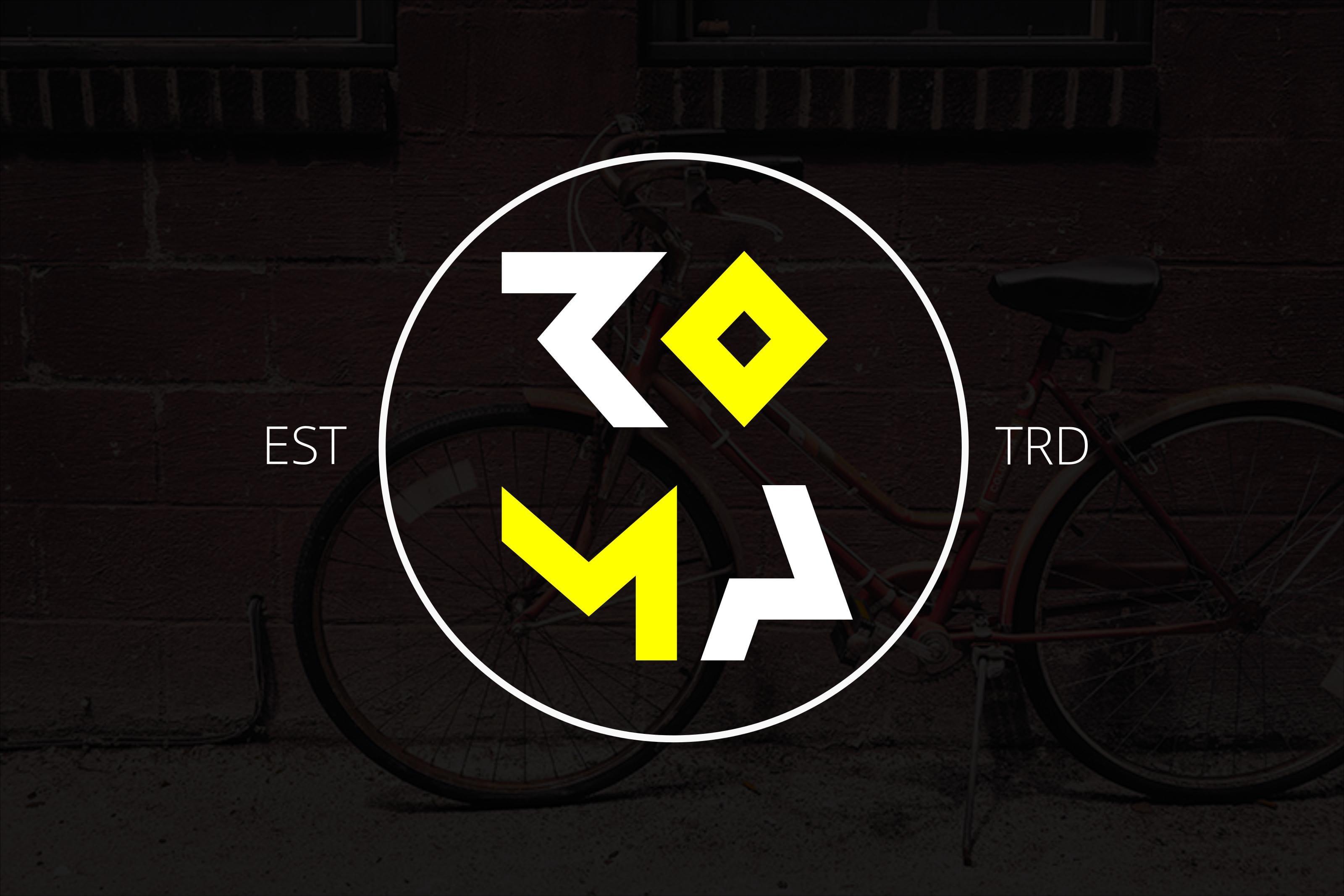 Badass Fonts Bundle - Script, Display, Sans-serif, Monogram - Just $25! - Mega Bundle Sameeh Media 04