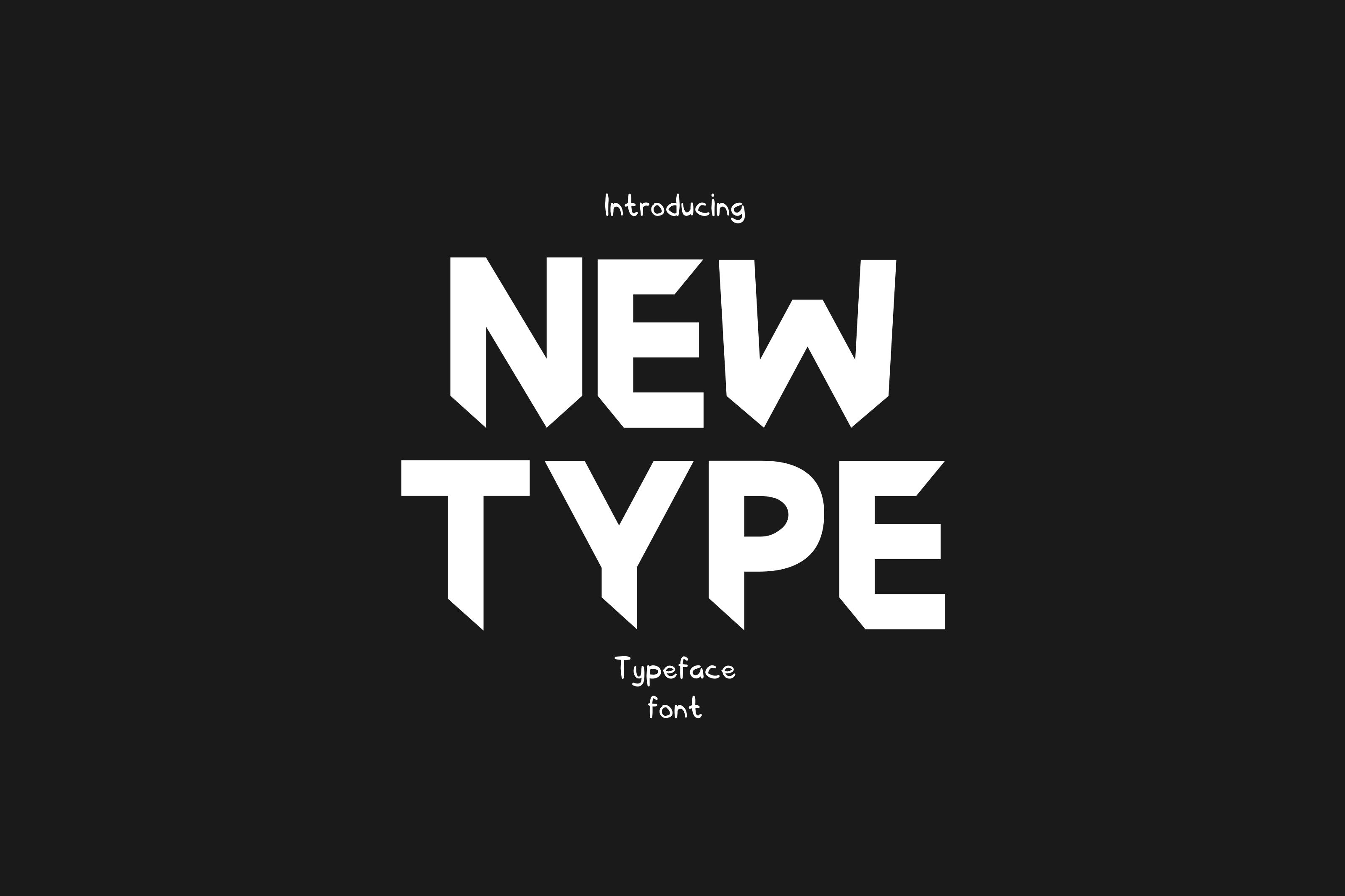 Badass Fonts Bundle - Script, Display, Sans-serif, Monogram - Just $25! - Mega Bundle Sameeh Media 06