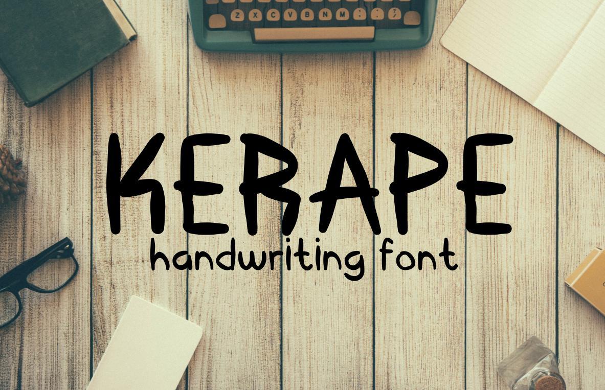 Mega Font Bundle - 95% OFF