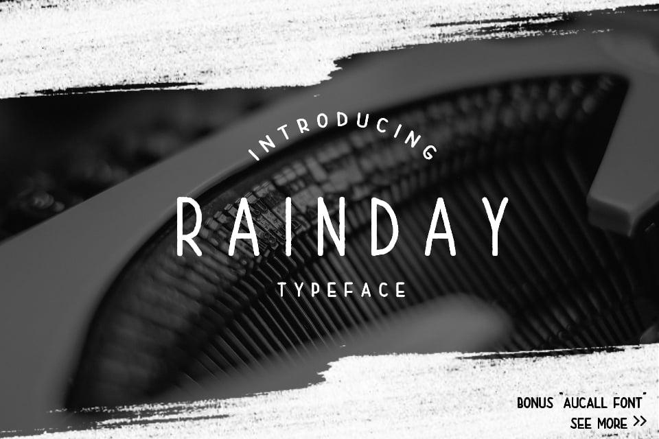 Badass Fonts Bundle - Script, Display, Sans-serif, Monogram - Just $25! - Mega Bundle Sameeh Media 20
