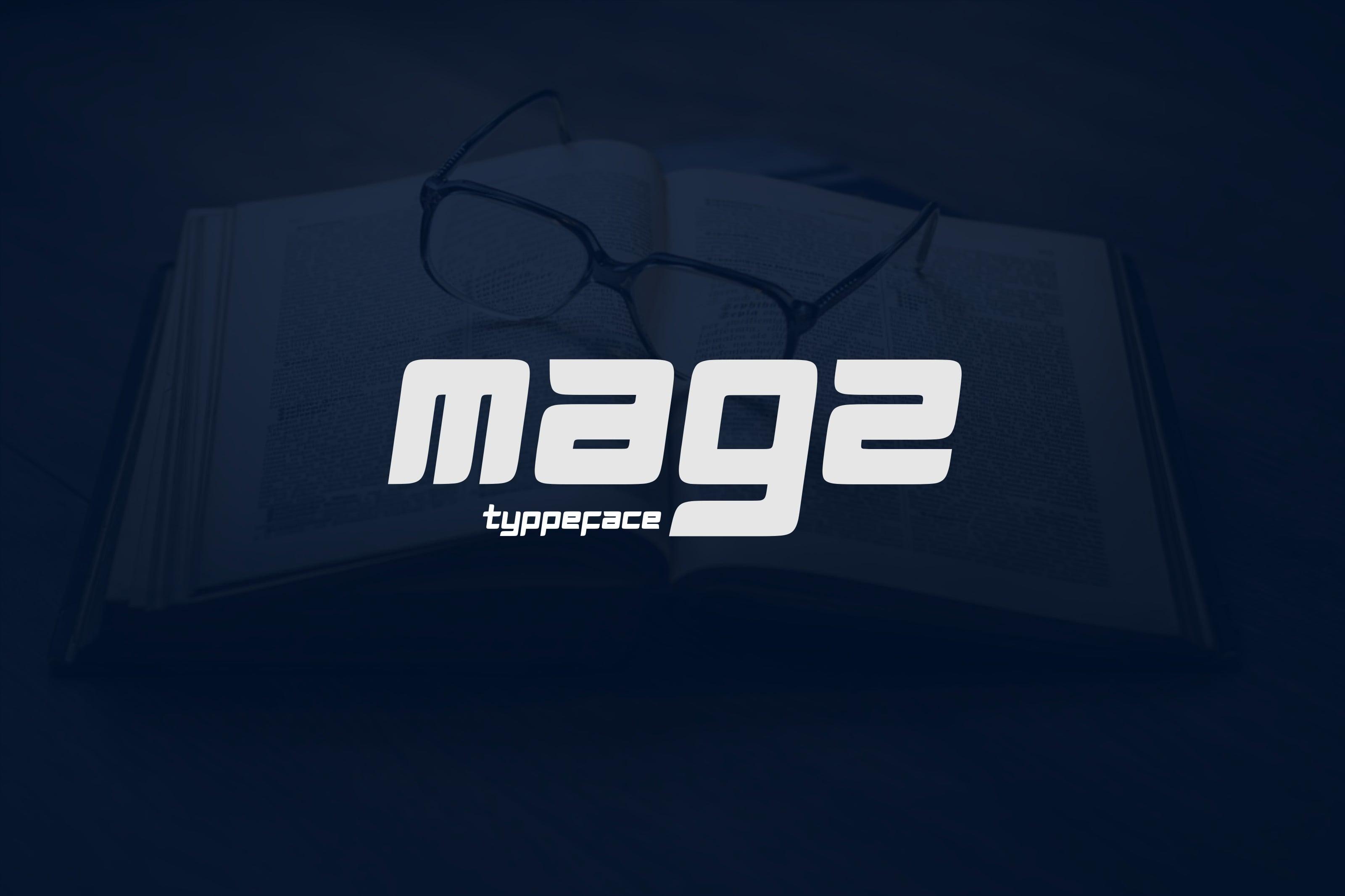 Badass Fonts Bundle - Script, Display, Sans-serif, Monogram - Just $25! - Mega Bundle Sameeh Media 22