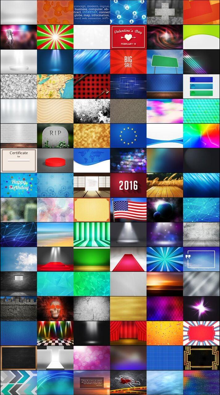 1000 Backgrounds Bundle - big