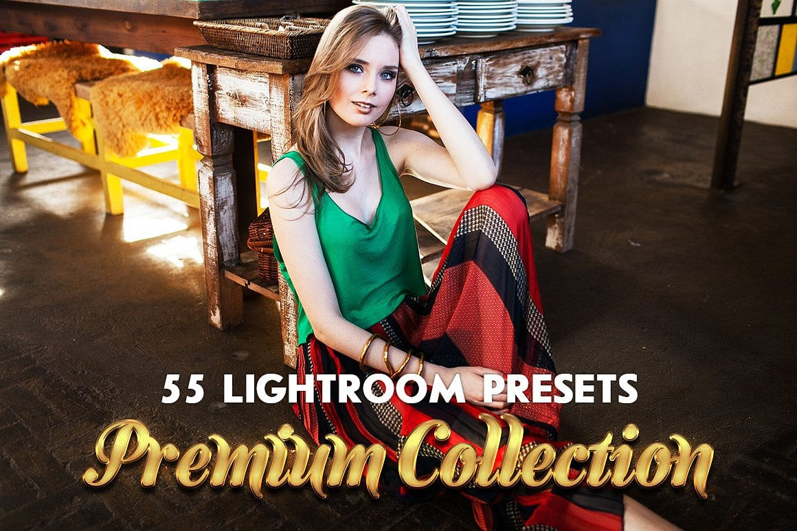 Super Bundle: Photoshop Actions and Presets - cover 2 4