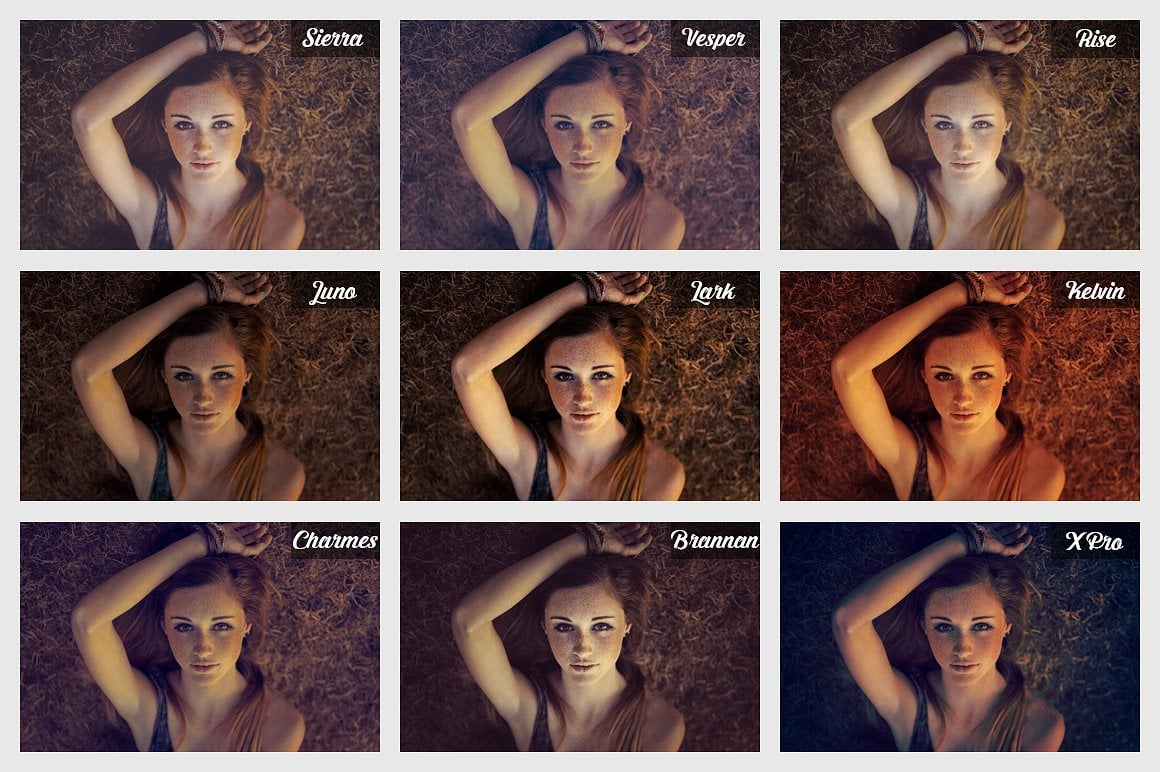 Super Bundle: Photoshop Actions and Presets - s36