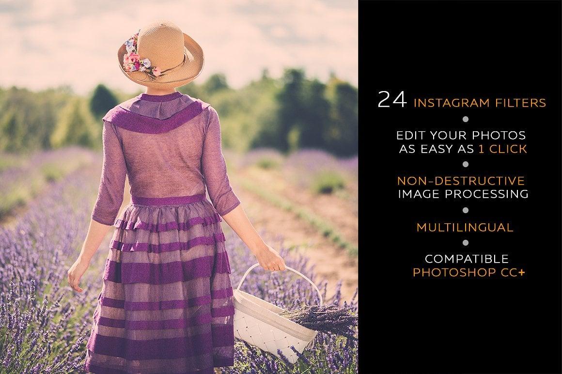 Super Bundle: Photoshop Actions and Presets - screenshot4