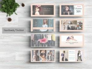 Big Bundle - Fashion Social Media Pack - 1 2 300x225