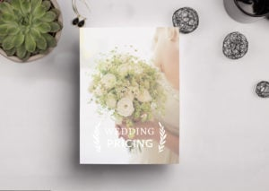 Wedding Photography Pricing List - 21 300x213
