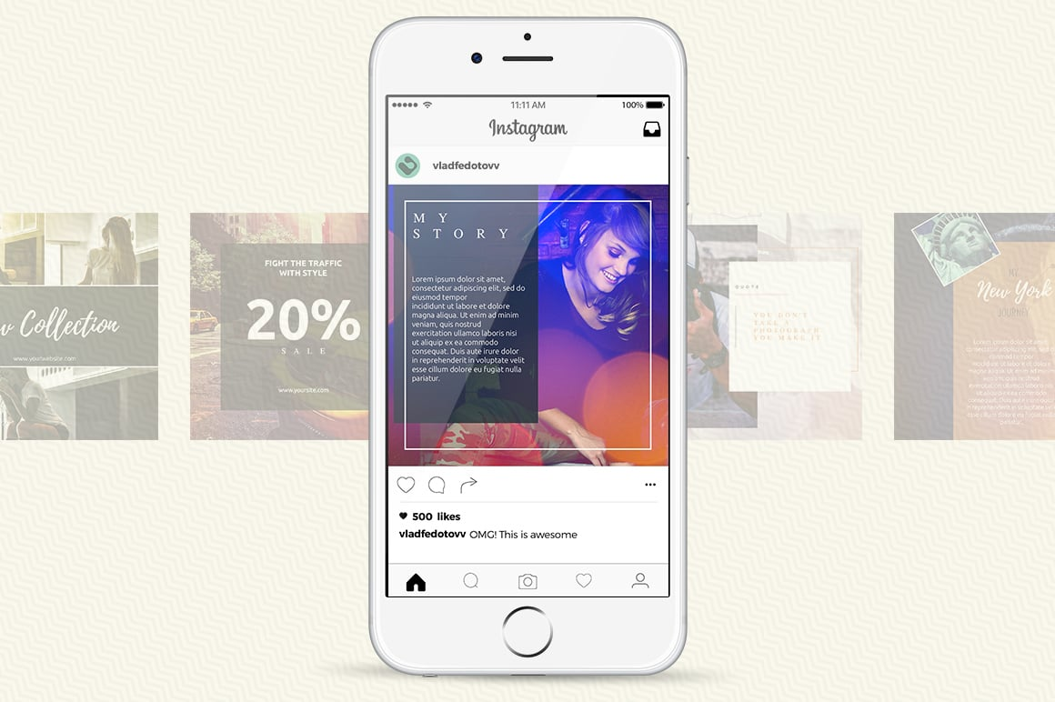 Social Media Bundle - Urban Edition - 4