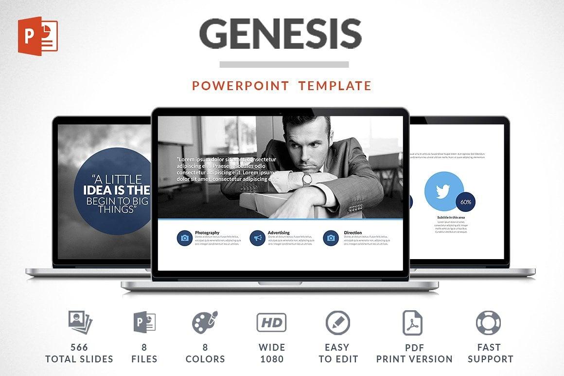 Powerpoint & Keynote Bundle