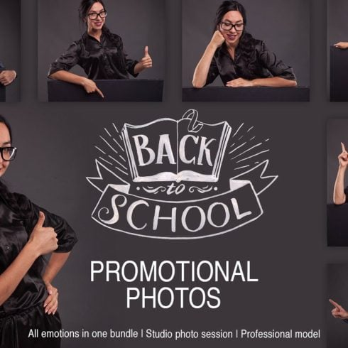 Promotional Photos Bundle - Back to School - 1 1 1 490x490