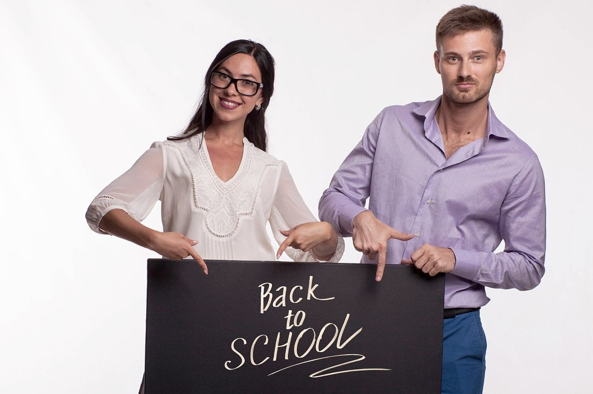 Promotional Photos Bundle - Back to School - 5 1 1