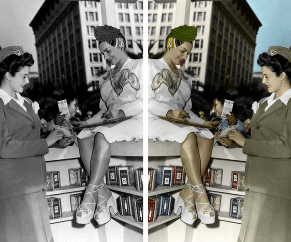 Colorize Black and White Photos With CODIJY