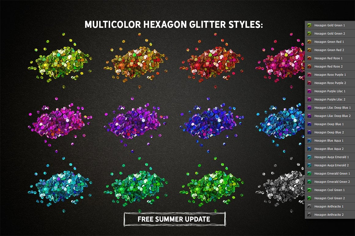 Glitter Effect Photoshop TOOLKIT - glitter effects photoshop view3 1