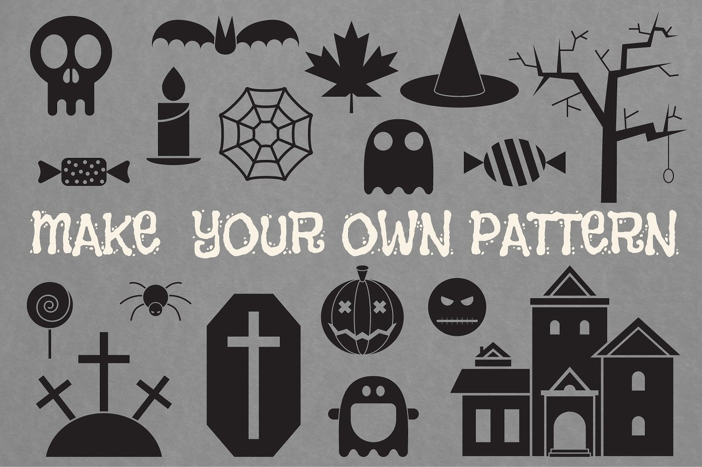 20+ Halloween Seamless Patterns in 2020 - Extended License - $5 - cm2