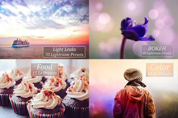 Professional Lightroom Presets