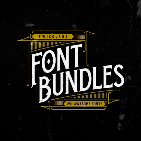 Twicolabs Font Bundle - prev 1